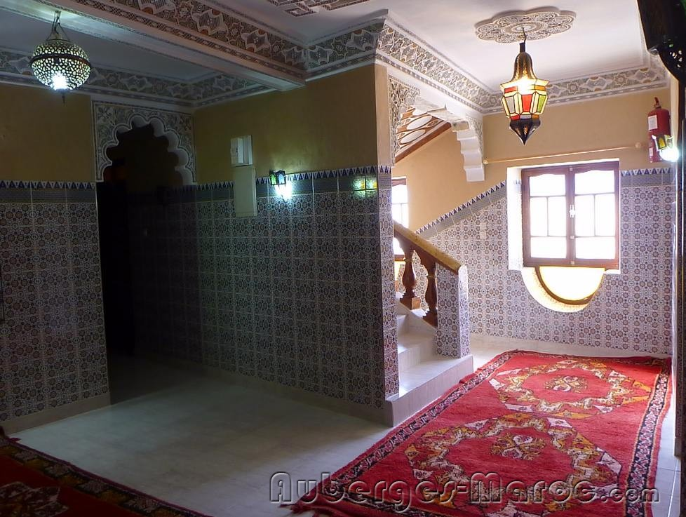 Kasbah amazir sur auberges for 45800 code postal
