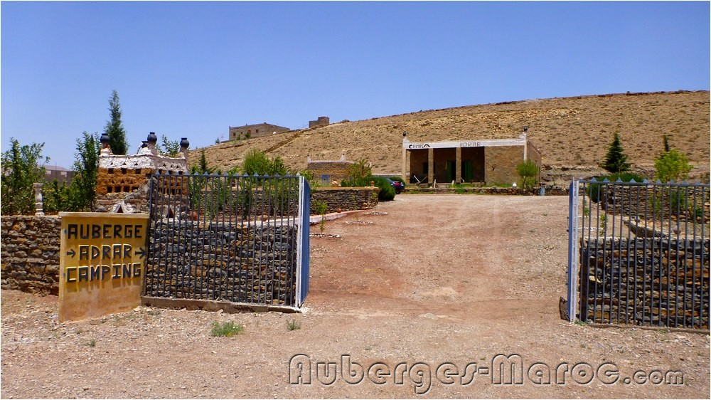 Camping adrar sur auberges for Code postal 45800