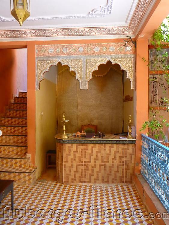 Hotel la kasbah sur auberges for 45800 code postal
