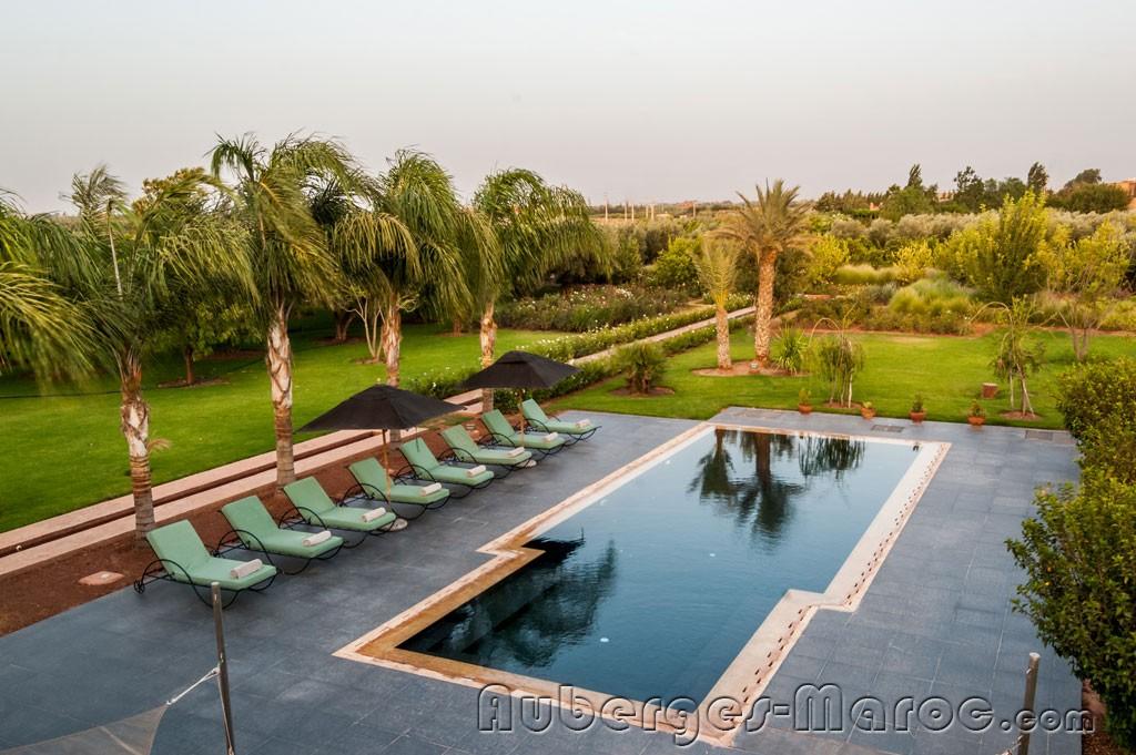 Chambre d 39 hote marrakech sur auberges for Chambre d hote marrakech