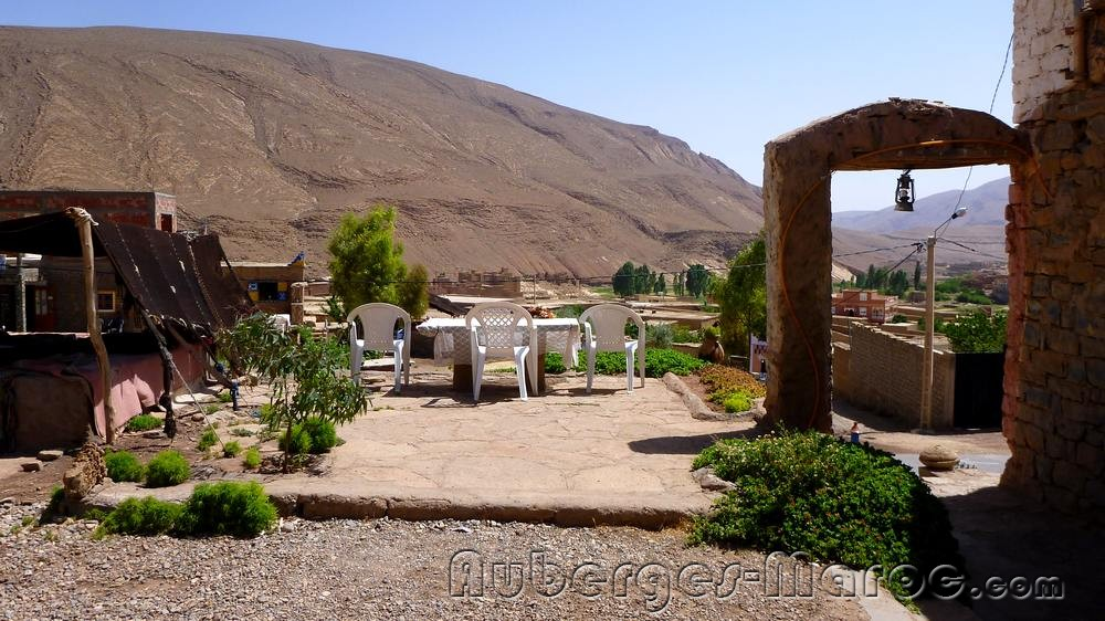 Auberge camping amazigh sur auberges for 45800 code postal